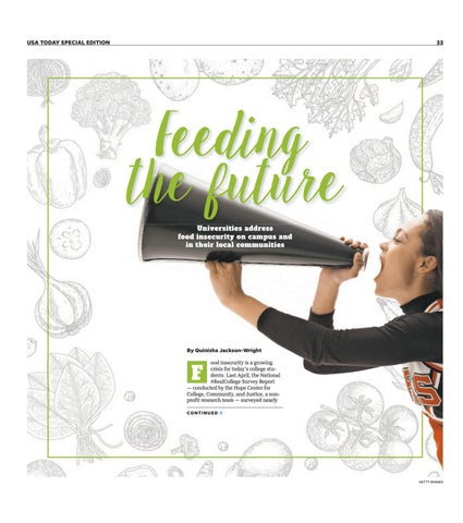 Page 33 of FEEDING THE FUTURE