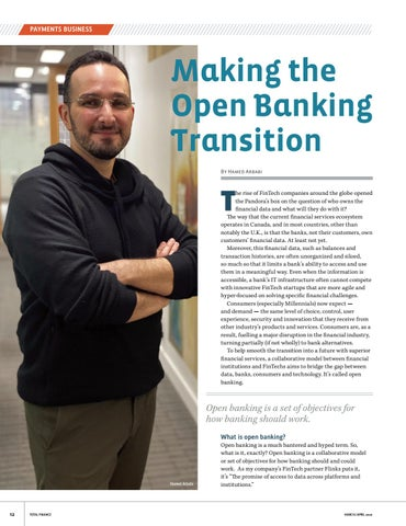 Page 12 of Making the Open Banking Transition