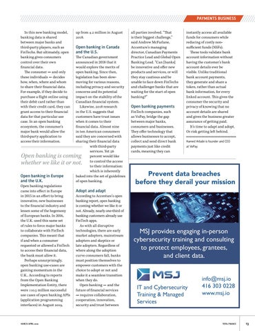 Page 13 of Making the Open Banking Transition