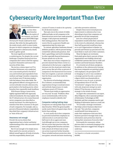 Page 27 of Cybersecurity More Important Than Ever