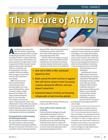 Page 29 of The Future of ATMs