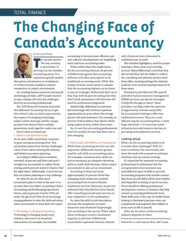 Page 30 of The Changing Face of Canada's Accountancy
