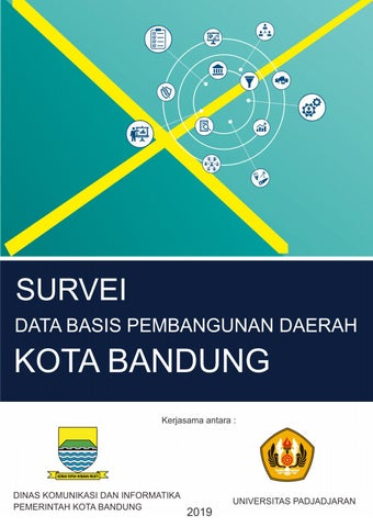 Survey Data Basis Pembangunan Daerah Kota Bandung Tahun 2019 By Open Data Kota Bandung Issuu