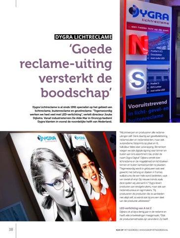 Page 38 of Goede reclame-uiting versterkt de boodschap