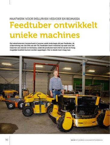 Page 40 of Feedtuber ontwikkelt unieke machines