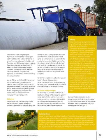 Page 41 of Feedtuber ontwikkelt unieke machines