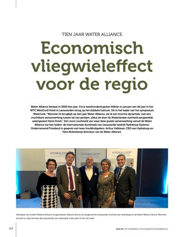 Page 44 of Economisch vliegwieleffect voor de regio