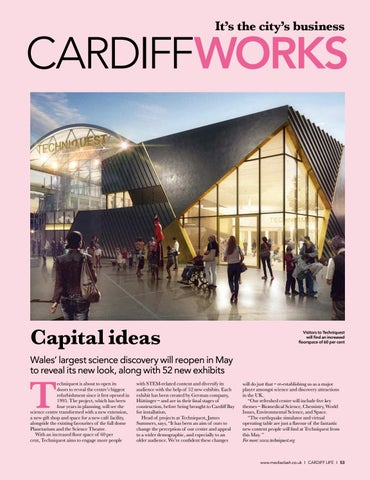 Page 53 of CARDIFFWORKS News, views, and inspiring