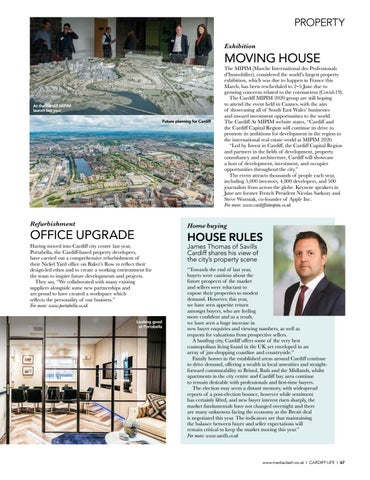 Page 67 of PROPERTY NEWS Housing news from the capital