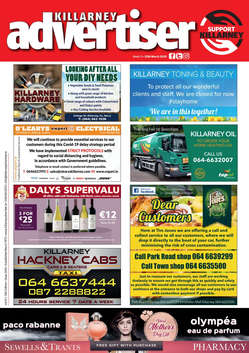 Killarney Magazine by Killarney Advertiser - issuu