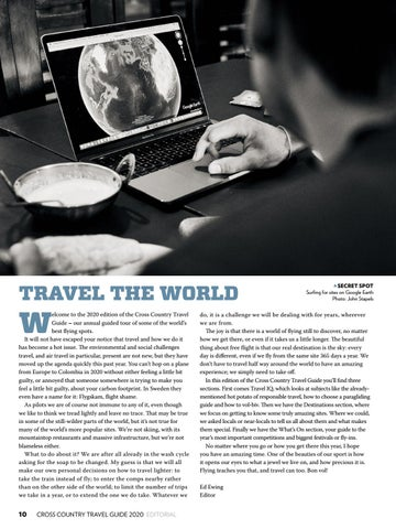 Page 10 of TRAVEL THE WORLD