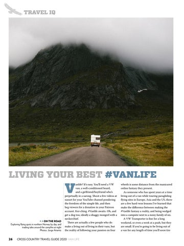 Page 26 of LIVING YOUR BEST #VANLIFE