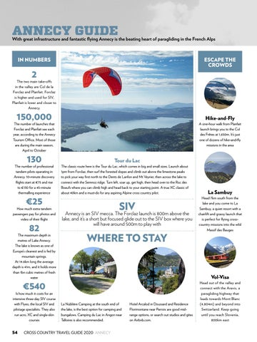 Page 54 of ANNECY GUIDE