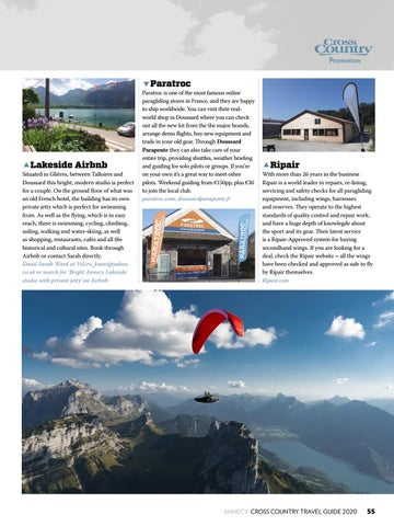 Page 55 of ANNECY GUIDE