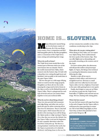 Page 57 of HOME IS… SLOVENIA