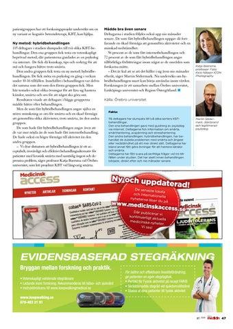 Page 47 of Nyutvecklad metod hjälper patienter med långvarig smärta och depression
