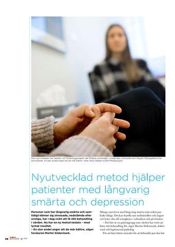 Page 46 of Nyutvecklad metod hjälper patienter med långvarig smärta och depression