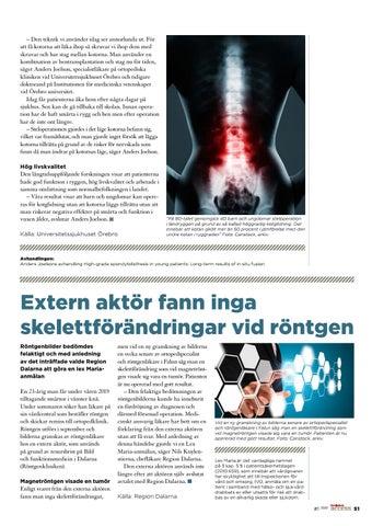 Page 51 of 35 år efter steloperation är resultaten fortfarande glädjande