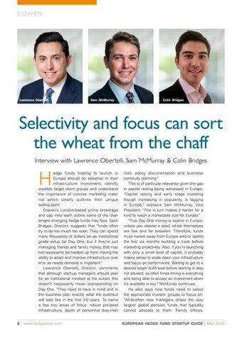 Page 8 of SELECTIVITY AND FOCUS CAN SORT THE WHEAT FROM THE CHAFF