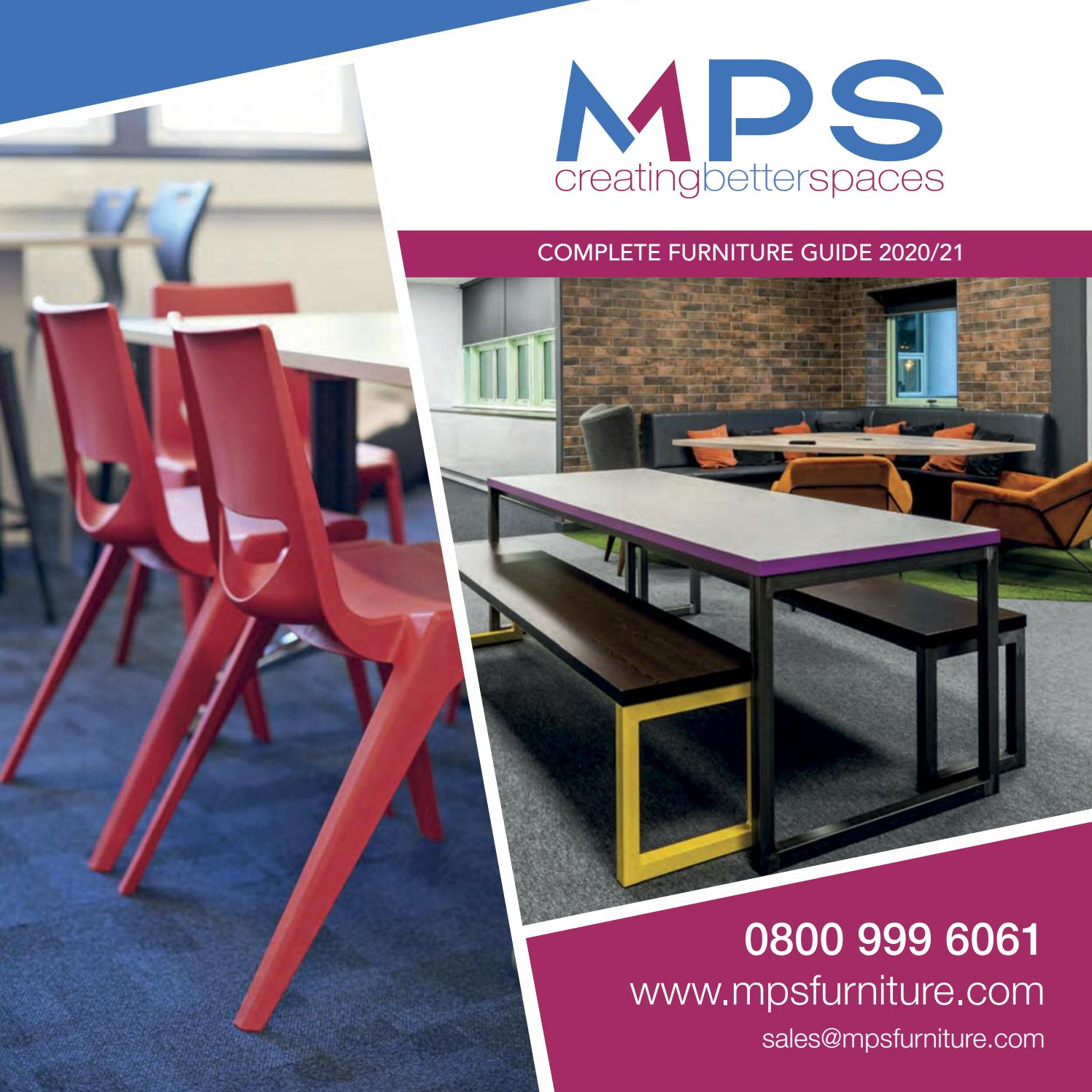 Mps Furniture Brochure 2020 By Mps Furniture Issuu