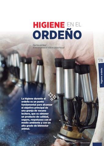 Page 31 of Higiene en el ordeño
