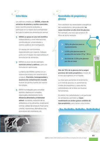Page 87 of Valkalor potencia la eficiencia energética del rumen ¡sin riesgo