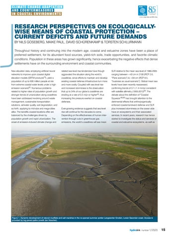 Page 15 of means of coastal protection – current deficits and future demands