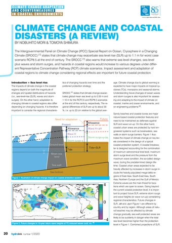 Page 20 of Climate change and coastal disasters (a review