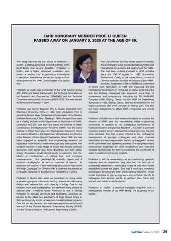 Page 29 of Obituary Prof. Li Guifen