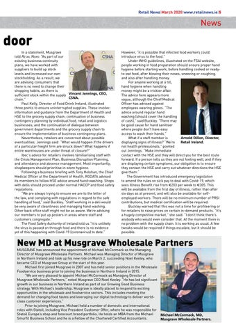 Page 7 of New MD at Musgrave Wholesale Partners