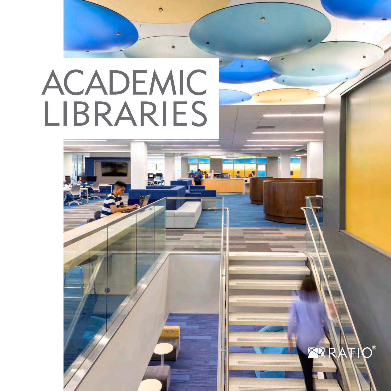 Higher Ed Academic Libraries By Ratio Issuu