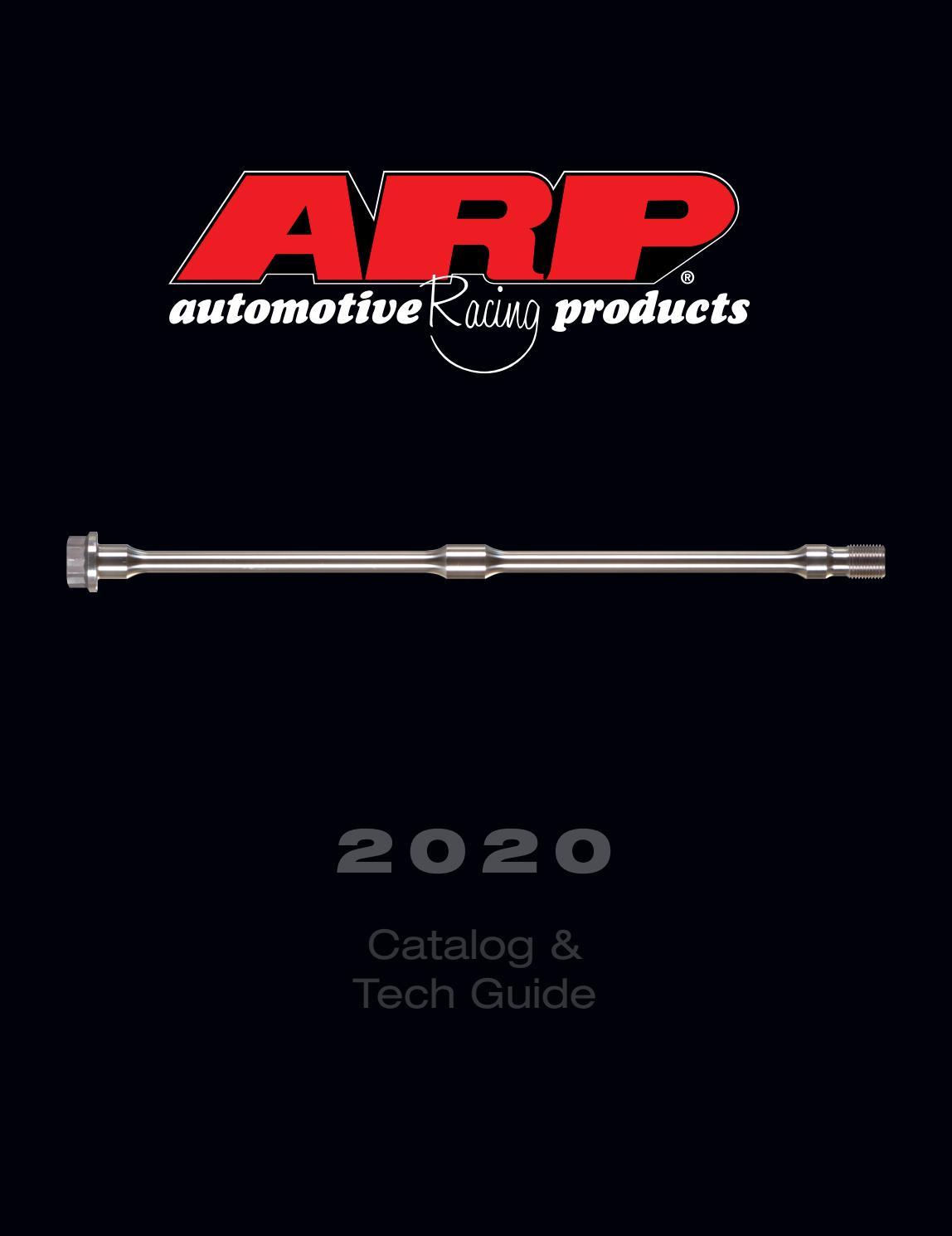 ARP 2233705 Head Bolt Kit for Buick GN1