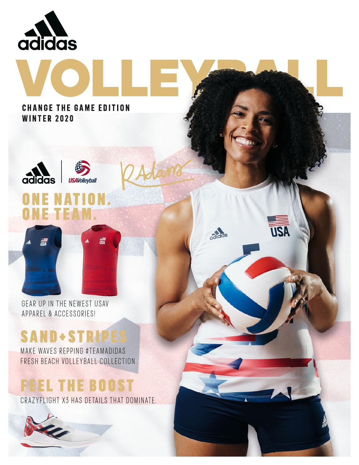 Adidas Volleyball by Team Connection - issuu