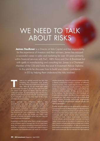 Page 34 of WE NEED TO TALK ABOUT RISKS