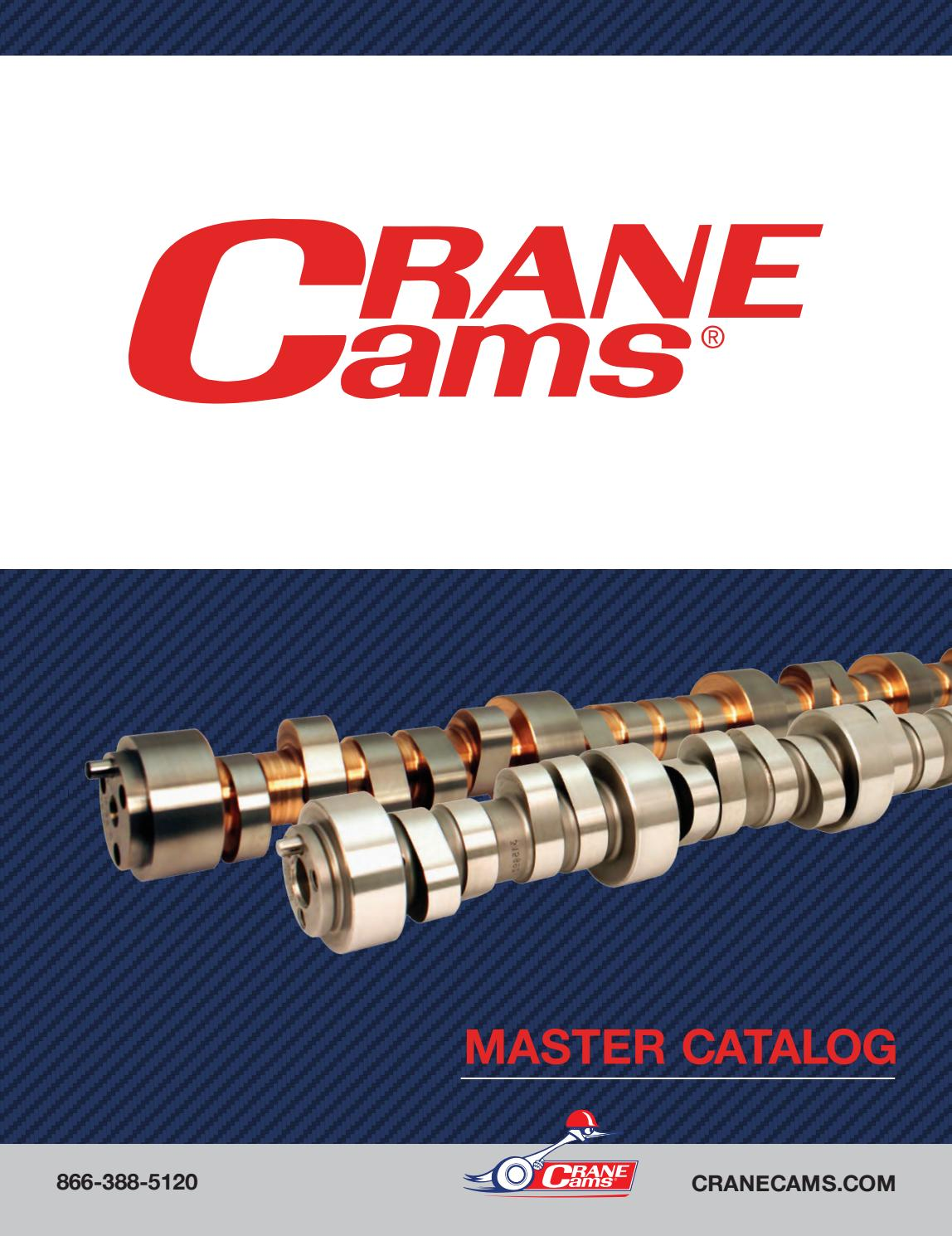 Crane Cams 1449151 Camshaft