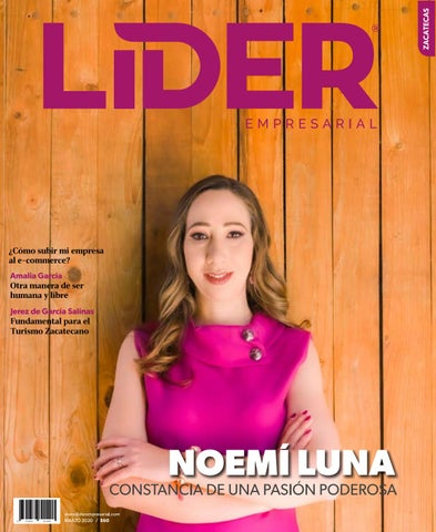 Líder Empresarial Zacatecas No. 6