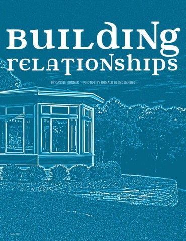 Page 15 of Building Relationships Cassie Horner