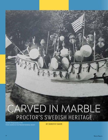 Page 40 of Carved in Marble Proctor's Swedish Heritage Dorothy Dahm
