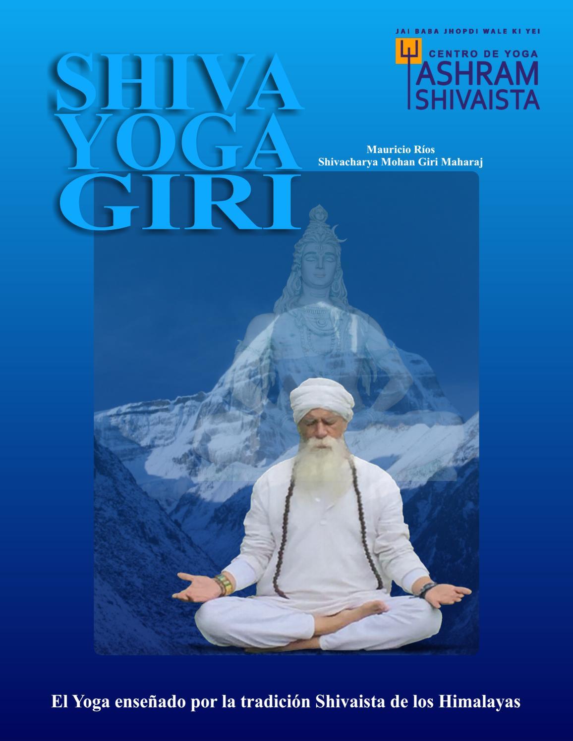 Shiva Yoga Giri By Ashramshivaista9 Issuu