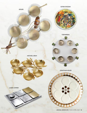 Page 35 of PASSOVER A seder plate for every table
