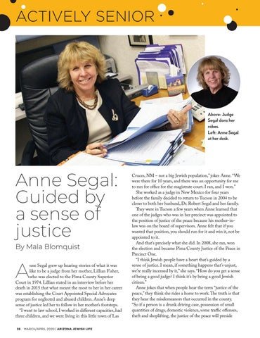 Page 36 of ACTIVELY SENIOR of justice