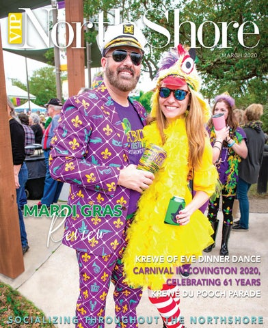 Halloween 2020 Rules Covington Va VIP Northshore | March 2020 by VIP Northshore Magazine   issuu