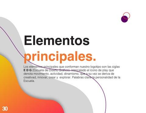 Page 30 of Elementos principales