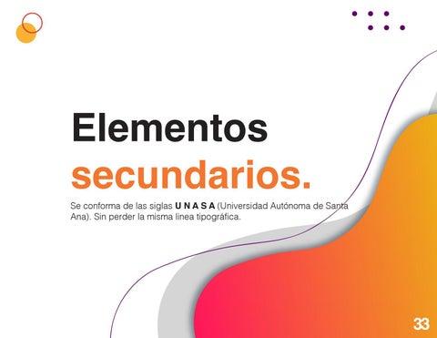 Page 33 of Elementos secundarios