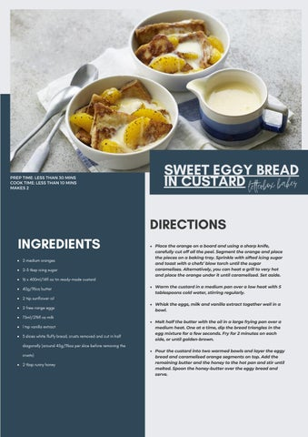 Page 33 of Sweet Eggy Bread In Custard