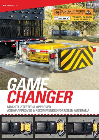 Page 14 of Cover Feature: A1 Roadlines Scorpion II® Metro MASH TL-2 TMA