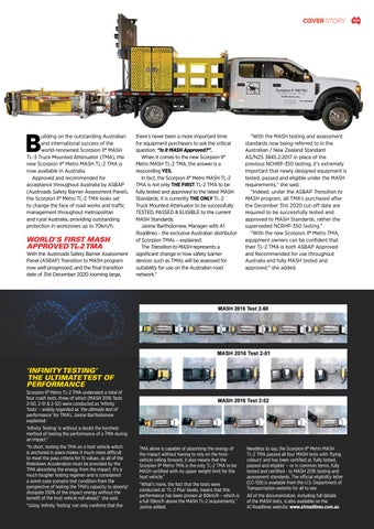 Page 15 of Cover Feature: A1 Roadlines Scorpion II® Metro MASH TL-2 TMA