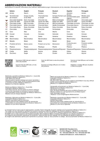 Page 83 of Cialde per prodotti da forno/Wafer for baking products