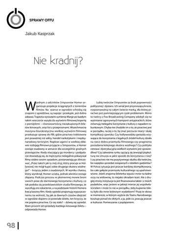 Page 100 of Jakub Kasprzak - Nie kradnij?
