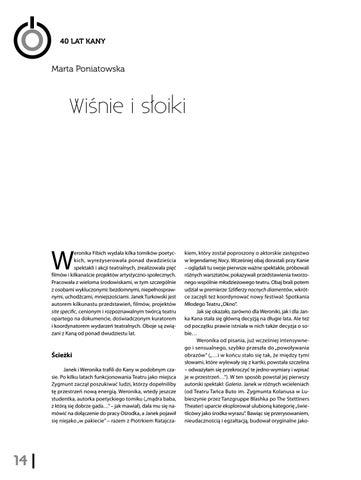 Page 16 of Marta Poniatowska - Wiśnie i słoiki